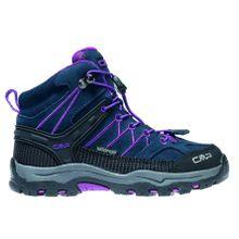 CMP - Rigel Mid WP Junior Hikingschuh (dunkelblau/lila) - EU 32