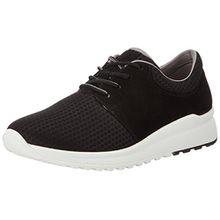 Legero Marina Damen Sneaker, Schwarz (Schwarz 00), 37.5 EU (4.5 UK)