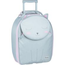 Samsonite Reisegepäck für Kinder Happy Sammies Upright 45 Kitty Cat (24 Liter)