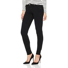 s.Oliver Damen Skinny Jeans 04.899.71.4712, Schwarz (Grey/Black Denim Stretch 99Z8), 36/L32
