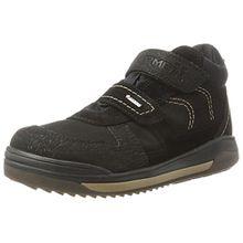 Primigi Jungen PSH GTX 8194 Hohe Sneaker, Schwarz (Nero/Nero), 35 EU