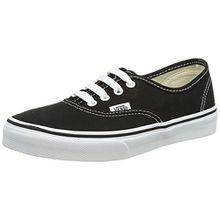 Vans K AUTHENTIC (WASHED) STARS/, Unisex-Kinder Sneaker, Schwarz (Black/True Whit 6BT), 31 EU