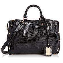 SwankySwans  Ashton Croc Patent Leather Work,  Damen Tasche