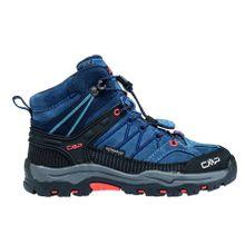 CMP - Rigel Mid WP Junior Hikingschuh (blau/schwarz) - EU 34