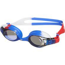 arena Kinder Schwimmbrille X-LITE MIRROR blau/rot