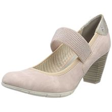 s.Oliver Damen 24407 Pumps, Pink (Rose Comb), 40 EU