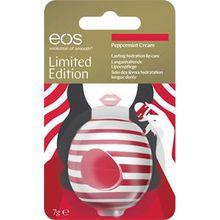 eos Pflege Lippen Peppermint Cream Visibly Soft Lip Balm 7 g