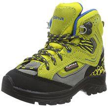 alpina Unisex-Kinder 680356 Trekking-& Wanderstiefel, Gelb (Gelb), 25 EU