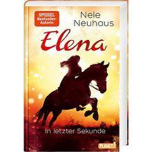 Buch - Elena - Ein Leben Pferde: In letzter Sekunde, Band 7  Kinder