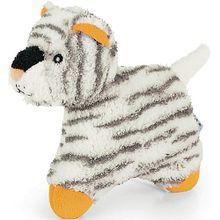 Mini-Spieltier mit Rassel Kuschelzoo Tiger Tapsi