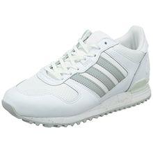 adidas Originals Damen ZX 700 Sneaker, Weiß (FTWR White/Clear Onix/Clear Pink), 42 EU