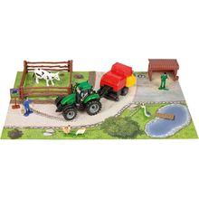 Idena Traktor Set