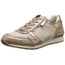 TOM TAILOR Damen 2794105 Sneaker, Pink (Rose-Gold), 41 EU