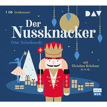 CD Der Nussknacker (Peter I. Tschaikowski) Hörbuch