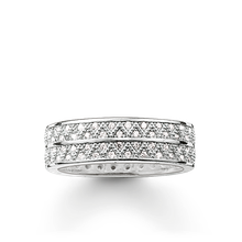 Thomas Sabo Ring weiß TR2051-051-14-48