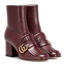 Ankle Boots Marmont aus Leder