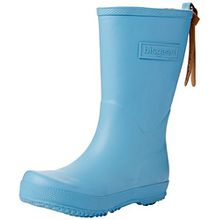 Bisgaard Unisex-Kinder Rubber Boot Basic Gummistiefel, Blau (167 Sky-Blue), 26 EU
