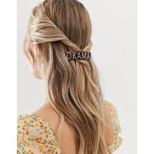 Glamorous - XL Drama - Haarclip aus Schildpatt - Mehrfarbig