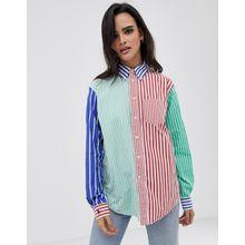 Polo Ralph Lauren - Bunt gestreiftes Hemd - Mehrfarbig