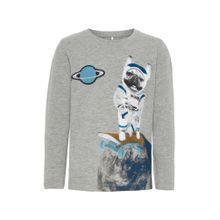NAME IT T-Shirt blau / hellblau / grau / schwarz / weiß