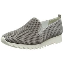 Paul Green Diamond Cut/Softn Quarz, Damen Sneaker, Grau (Cut/Softnquarz 42), 37.5 EU (4.5 UK)