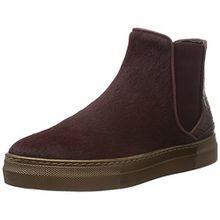 Brax Damen Osaka Chelsea Boots, Rot (Vino), 41 EU