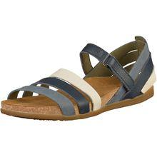 EL NATURALISTA Komfort-Sandalen blau Damen