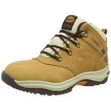 Dockers by Gerli 33CY701-503910, Unisex-Kinder Combat Boots, Beige (Golden Tan 910), 40 EU