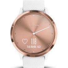 GARMIN Uhr rosé / weiß