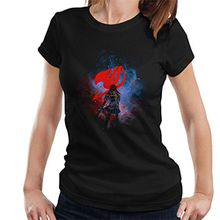 Fairy Tail Erza Silhouette Women's T-Shirt