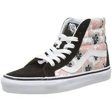Vans Damen Sk8-Hi Reissue Hohe Sneaker, Mehrfarbig (California Poppy), 40.5 EU