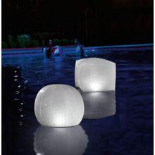 Intex LED Schwimmwürfel bunt