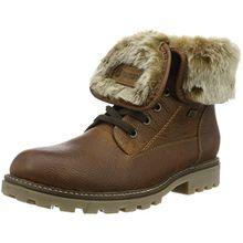 Remonte Damen D7474 Combat Boots, Braun (Muskat/Chestnut/Steppe/24), 37 EU