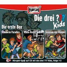 CD Die drei ??? Kids - 1. Box (Folge 1-3) Hörbuch