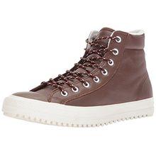 Converse Unisex-Erwachsene Chuck Taylor All Star Boot PC Hohe Sneaker, Braun (Dark Clove/Dark Clove), 41.5 EU