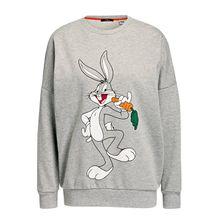 mavi Oversized-Sweatshirt BUGS
