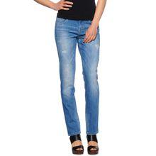 Tommy Hilfiger Daisy Jeans in blau für Damen