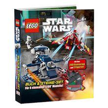 LEGO Star Wars, Buch mit LEGO-Steine-Set
