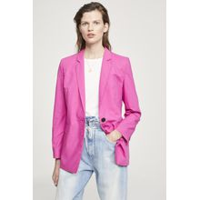 CLOSED Popeline Blazer magenta
