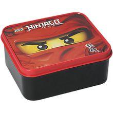 LEGO Brotdose Ninjago schwarz