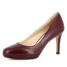 Evita Shoes Damen Pumps BIANCA Klassische Pumps bordeaux Damen