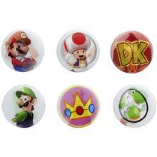 Super Mario Lenticular Anstecker