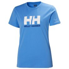 HELLY HANSEN Funktionsshirt hellblau / weiß