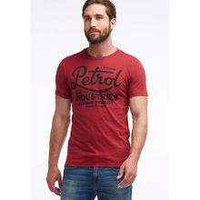 Petrol Industries MEN T-Shirt rot Herren