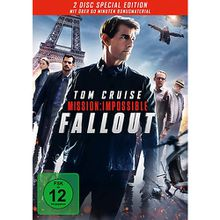 DVD Mission Impossible 6 - Fallout (Exklusiv mit Bonus Disc) Hörbuch