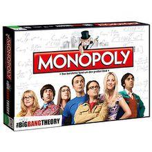 Monopoly Big Bang Theory (Spiel)