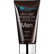 The Organic Pharmacy Pflege Herrenpflege Men Ultra Light Moisture Gel 75 ml