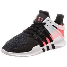 Adidas Sneaker Men EQT Support ADV BB1302 Schwarz Weiß, Schuhgröße:37 1/3