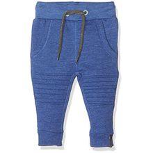 Noppies Baby-Jungen Hose B Pant Sweat Comfort Hemet, Blau (Blue Melange C147), 50