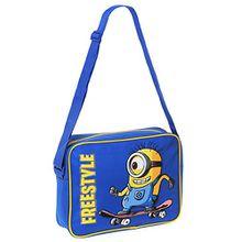 Minions Jungen Taschen - blau - UNI